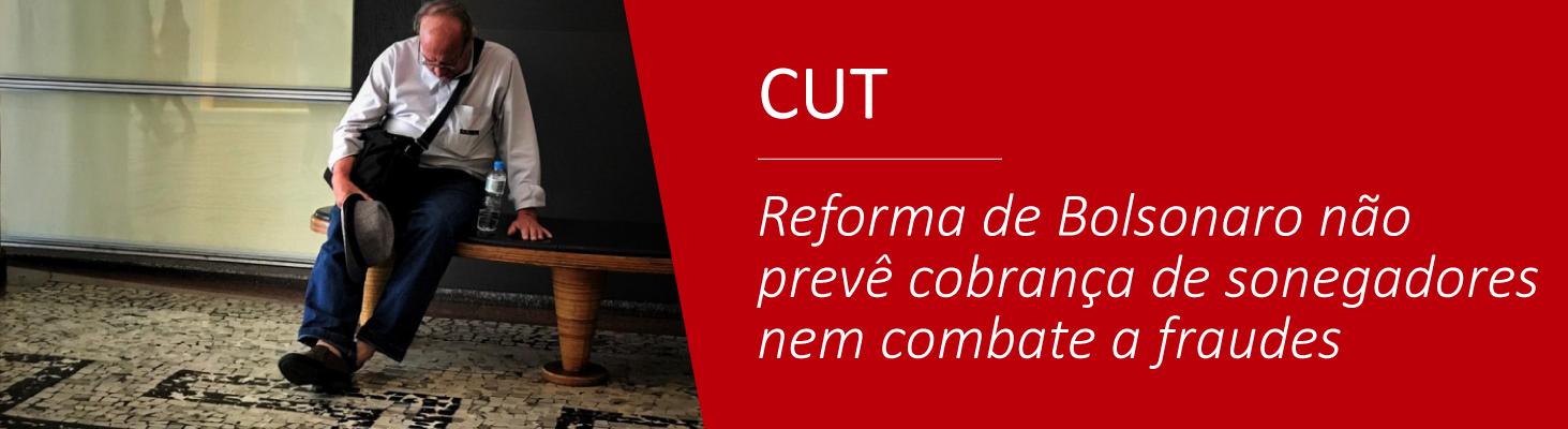 Reforma de Bolsonaro não prevê cobrança de sonegadores nem combate a fraudes