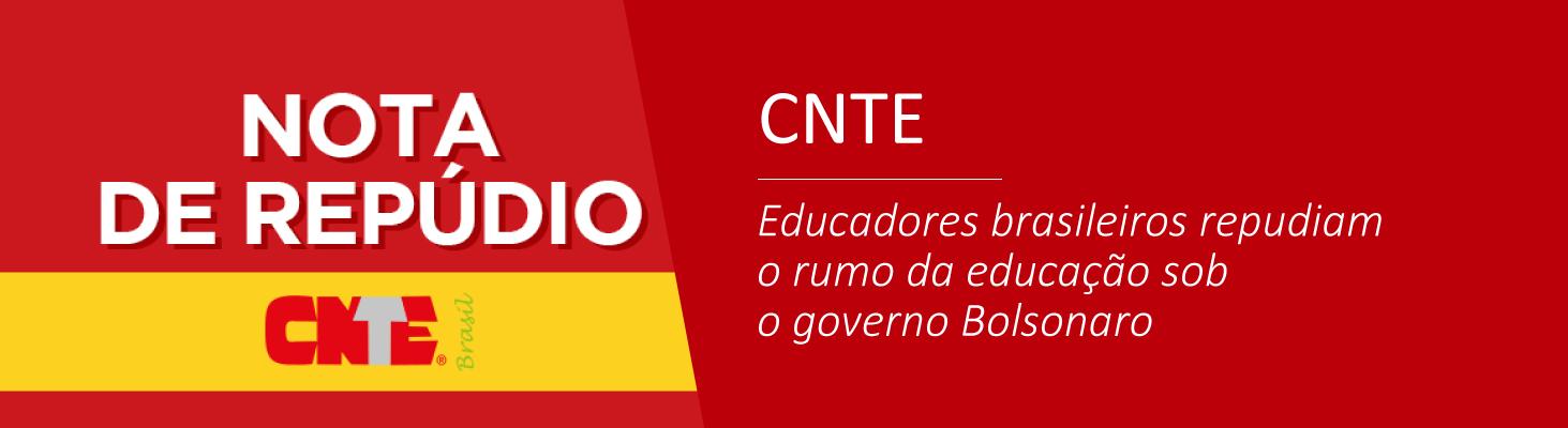 Educadores brasileiros repudiam o rumo da educação sob o governo Bolsonaro