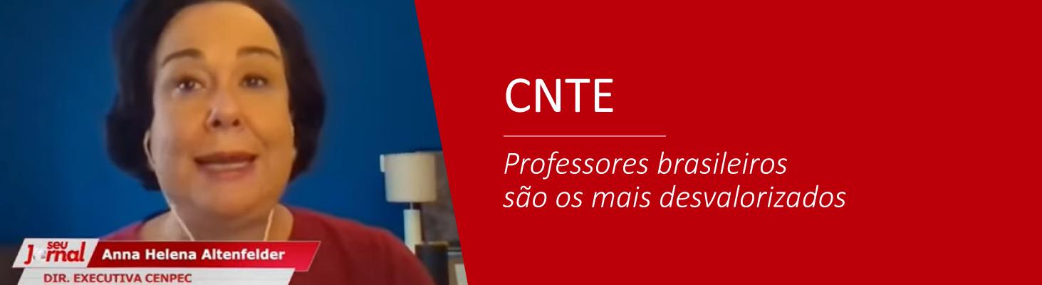 Professores brasileiros são os mais desvalorizados